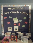 The bulletin board for Antarctica.