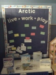 The bulletin board for the Arctic.